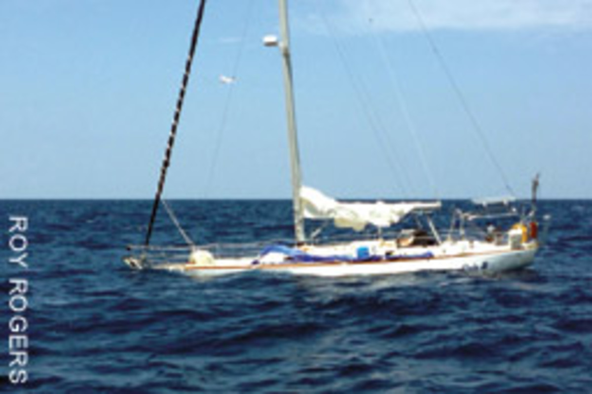 Capt. Scott McWilliams had restored the 1982 42-foot Tartan and was planning to crusie to Mexico with his wife.