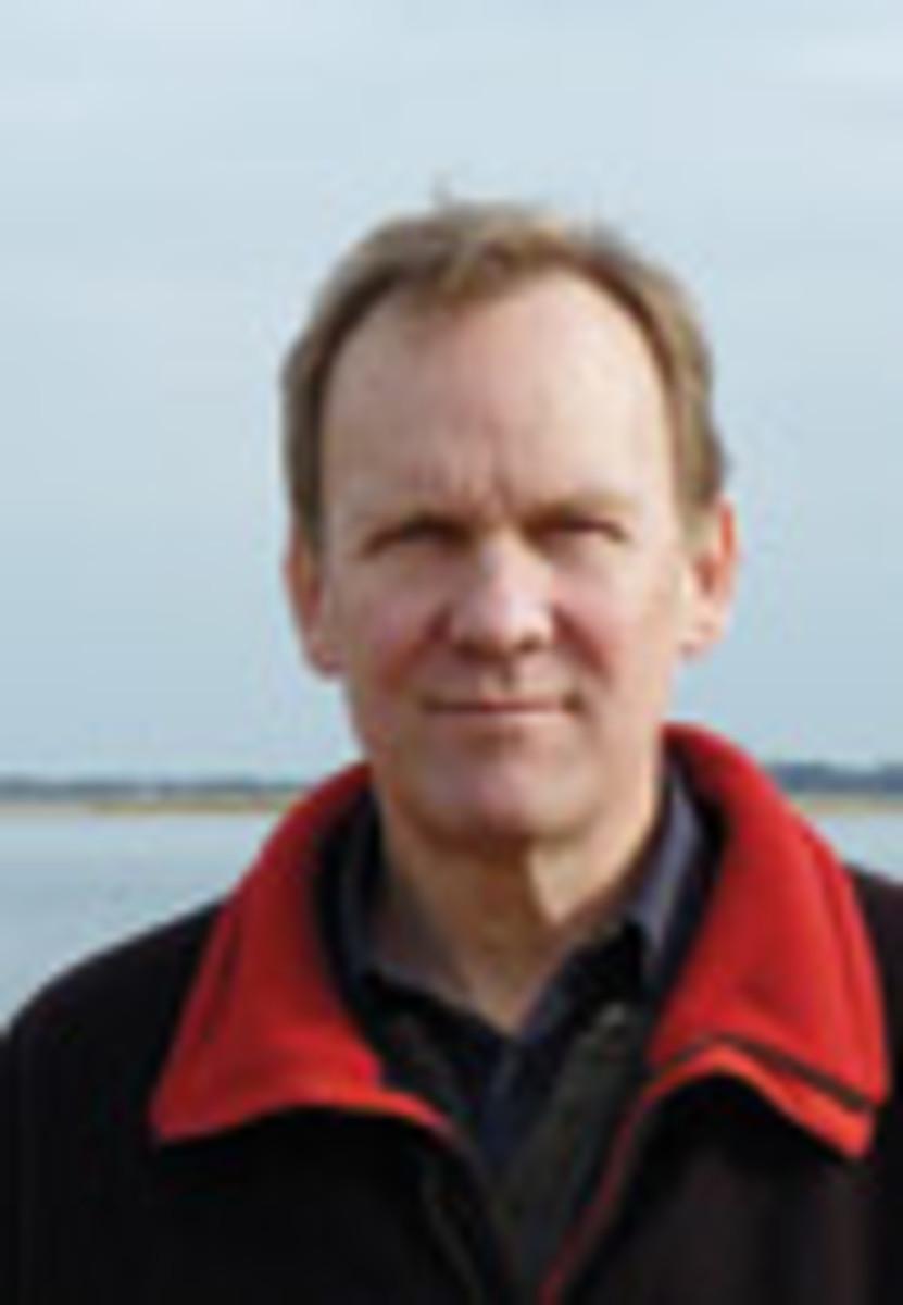 Author David Barrie