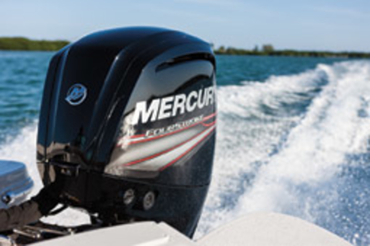 The new 115-hp 4-strokes are available now.