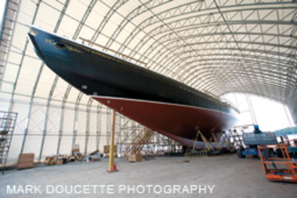 The new Bluenose II