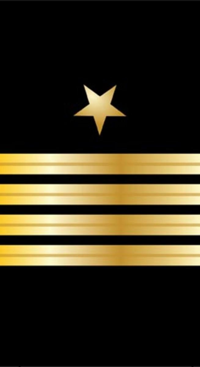Captain, U.S. Navy