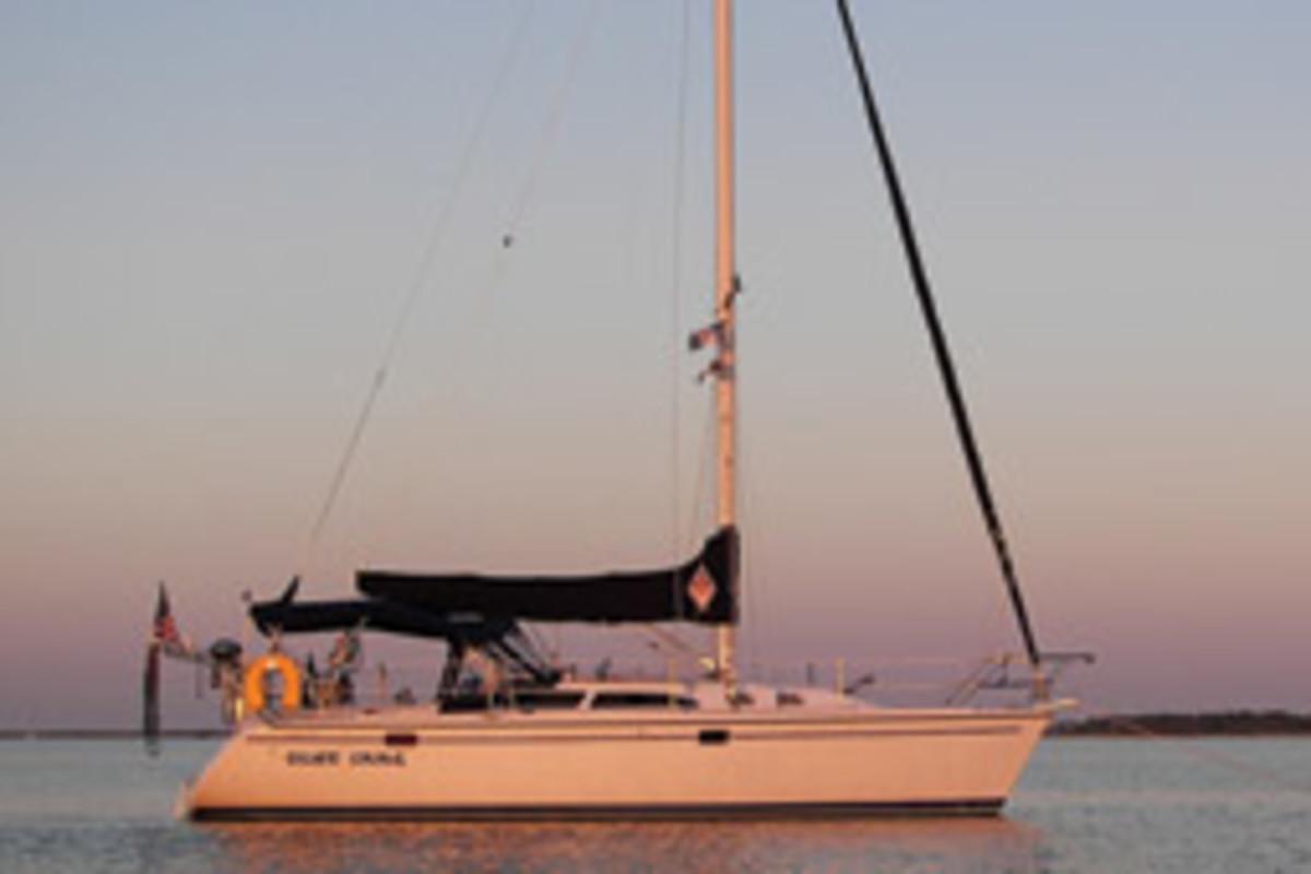 Catalina 320 - Soundings Online