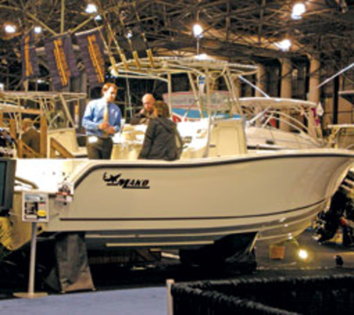 The New York Boat Show returns after the holiday season.