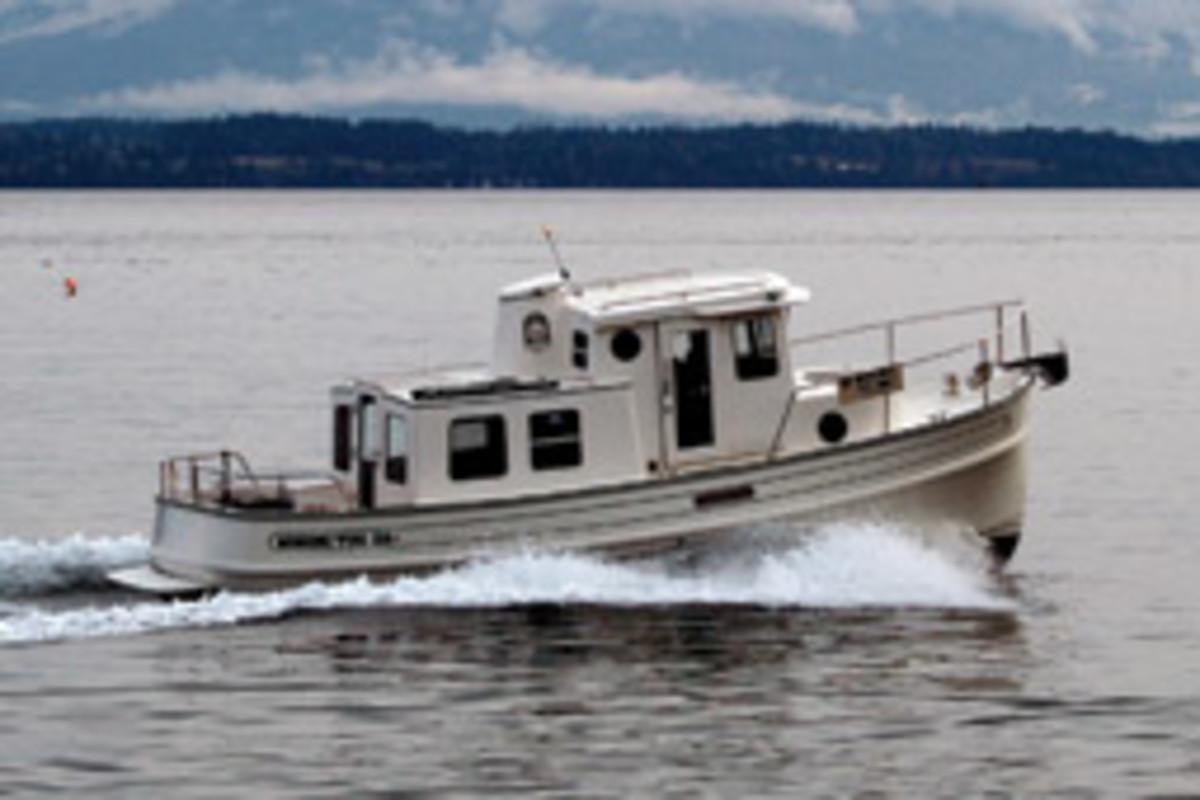 Pocket Trawlers - Soundings Online