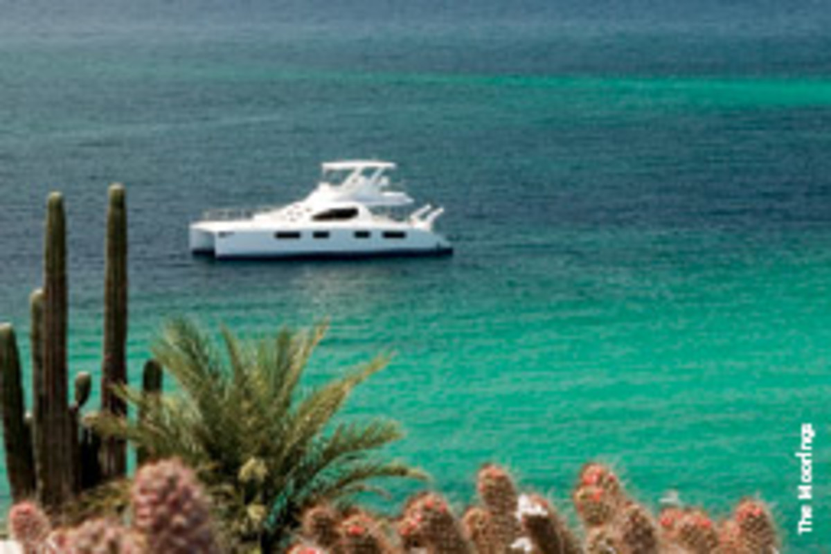 There are few, if any, places like the Sea of Cortez that are accessible by boat.