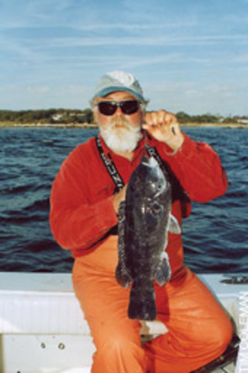 Many New England boaters extend their season with November trips for blackfish.