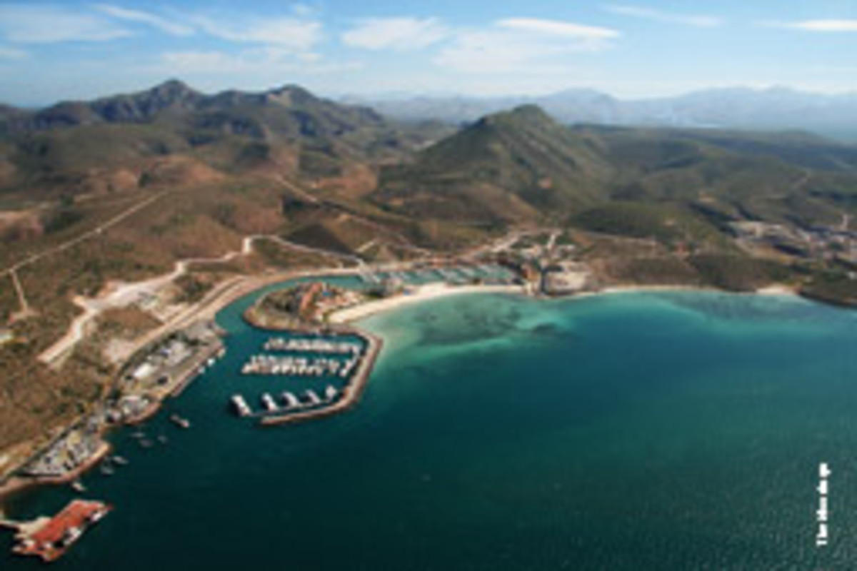 Costa Baja Resort & Marina is the location of a Moorings charter base.
