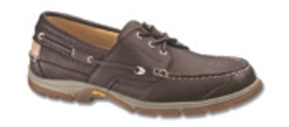 Sebago's Admiral Lace Boat Shoes