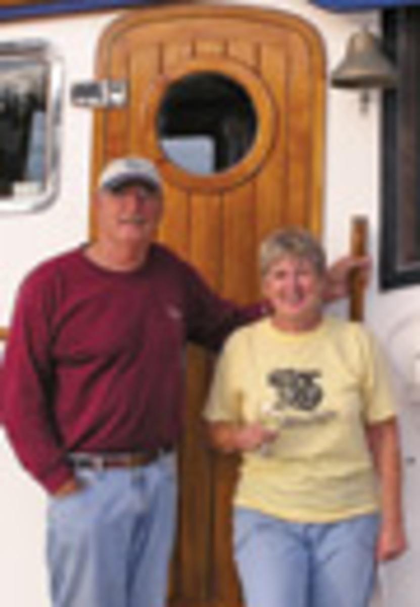 Bob and Sandy White