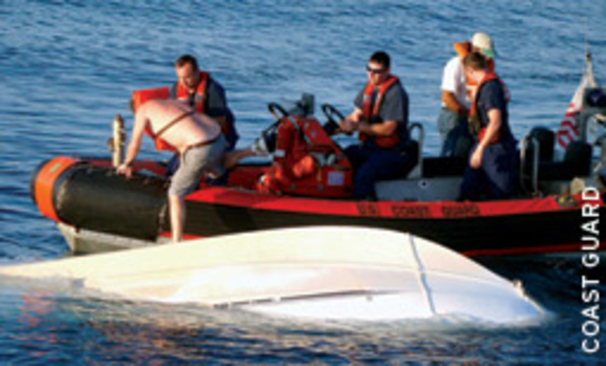 When it comes to search and rescue, boaters must do their part by carrying the proper equipment.