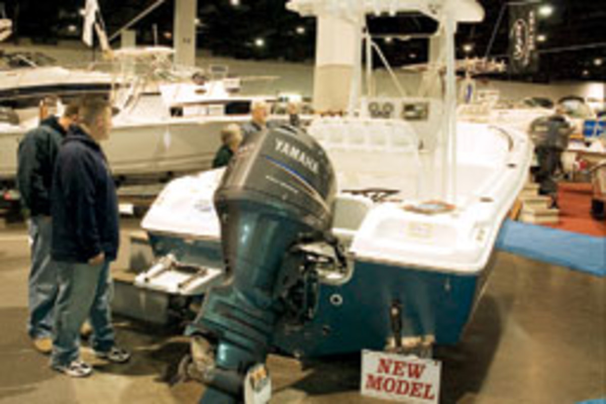 More than 300 boats from 8 to 40 feet will be on display in Providence in January.