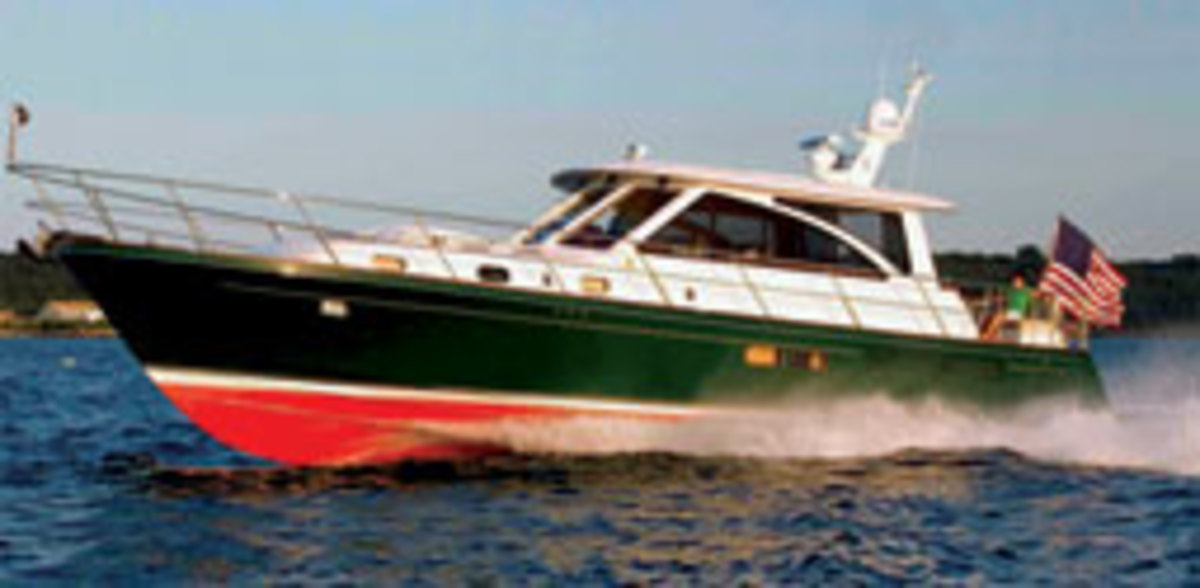 Semiplaning boats can meet many needs - Soundings Online