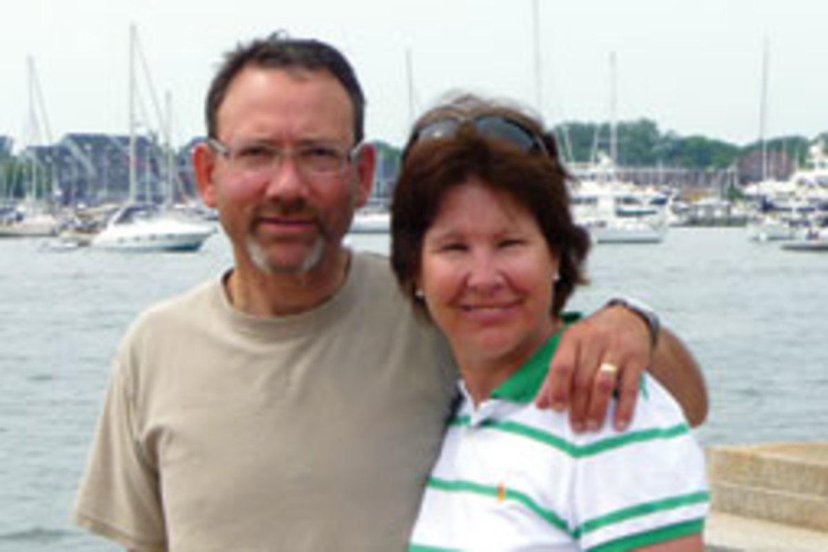 Dave and Katrina Miller