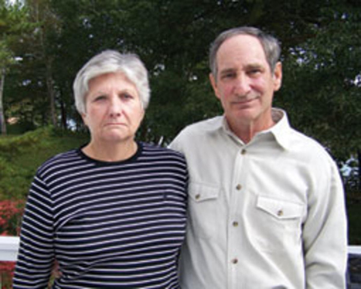 Carol and Jim Fetters