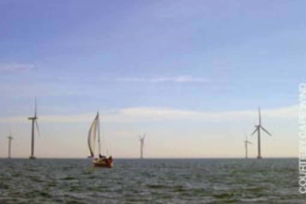 The Cape Wind project could be a reality in Nantucket Sound by the end of 2012.