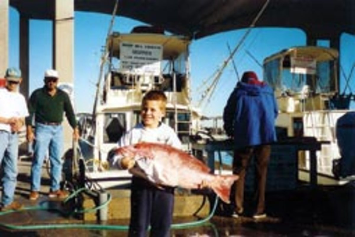 Commercial and sport fisheries are being impacted.