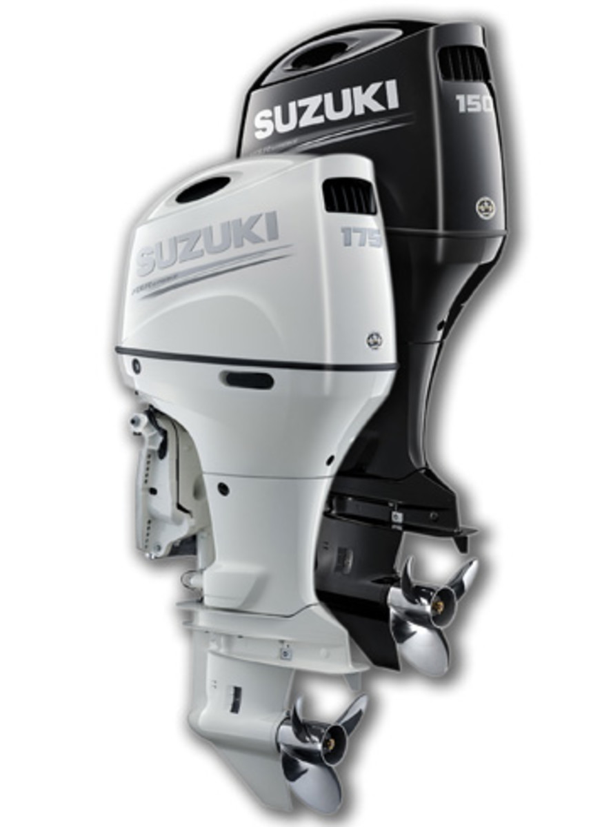 Suzuki introduced DF150AP and DF175AP 4-strokes. The V8-430 and V8-380 are the final engines of Volvo Penta's next-generation gas sterndrive lineup.