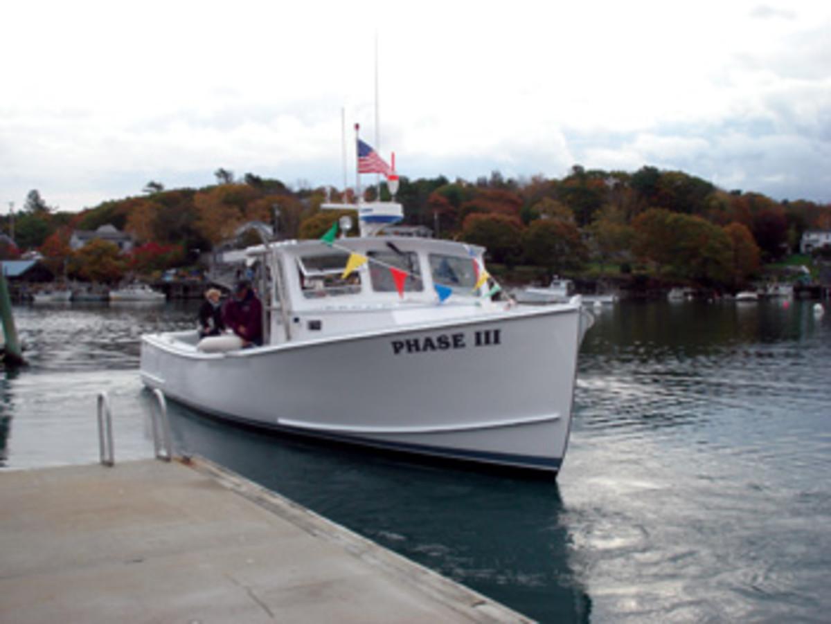 Aluminum Lobster Boat - Best Lobster 2017