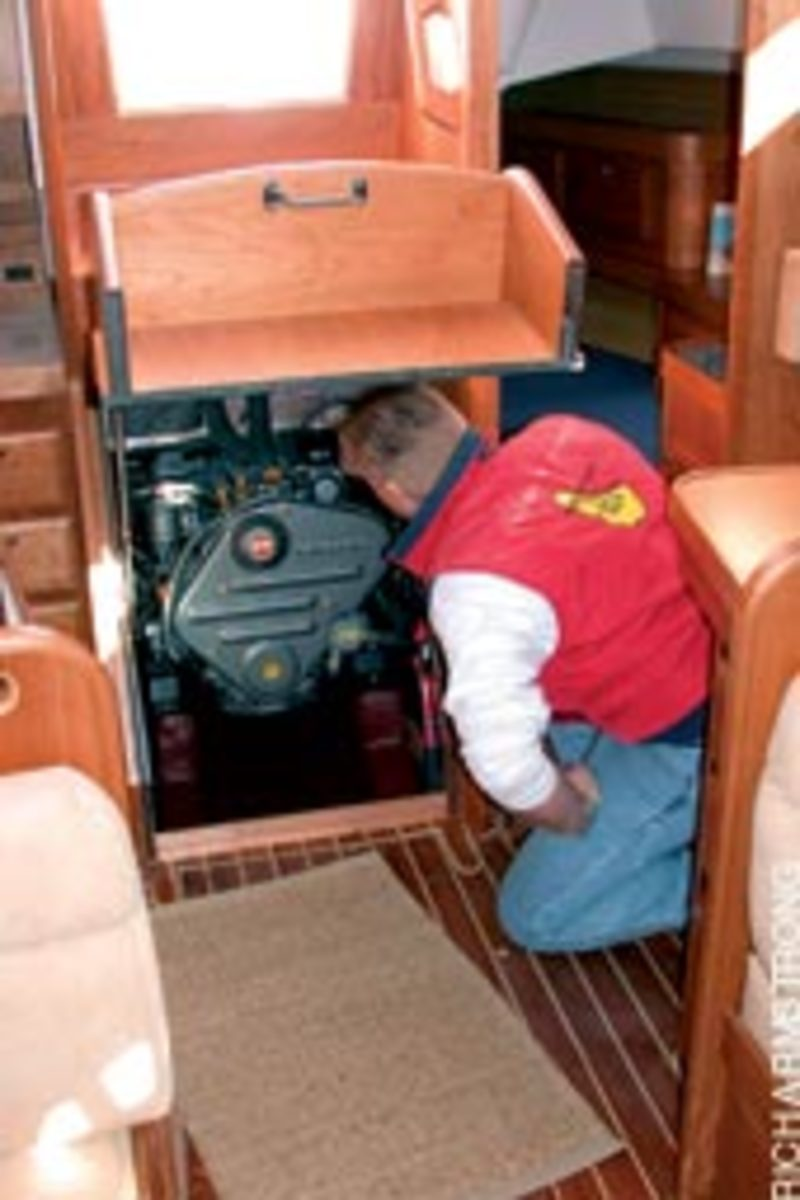 The survey can help a buyer determine if the boat is fit for its intended use.