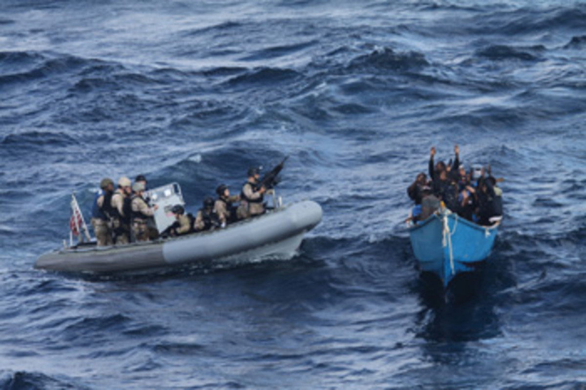 Pirates continue to target commercial vessels and cruising yachts off eastern Africa and in the Philippines despite counter-operations.