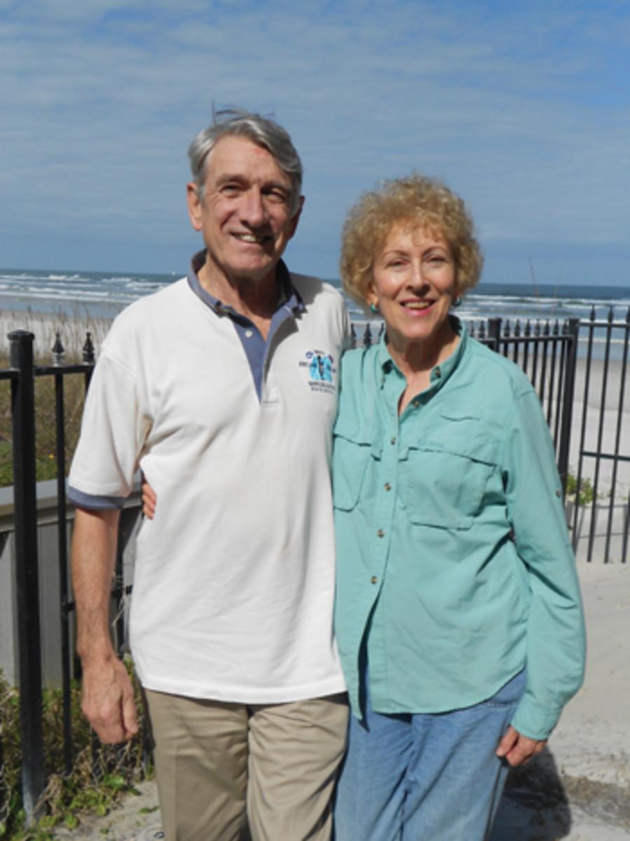 Peter Jenkin and Nancy Miller