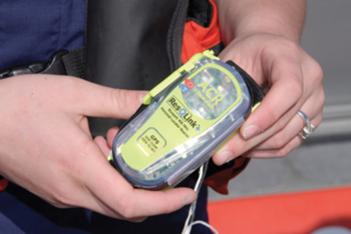 Emergency beacons save lives, but remember that they guarantee a search, not a rescue.