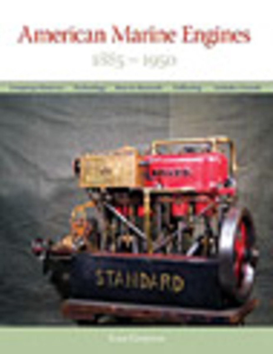 American Marine Engines: 1885 to 1950