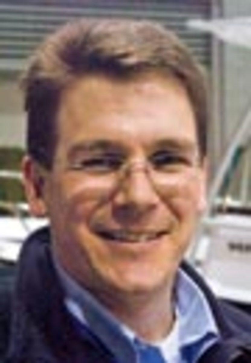 Ian Kopp, president and CEO