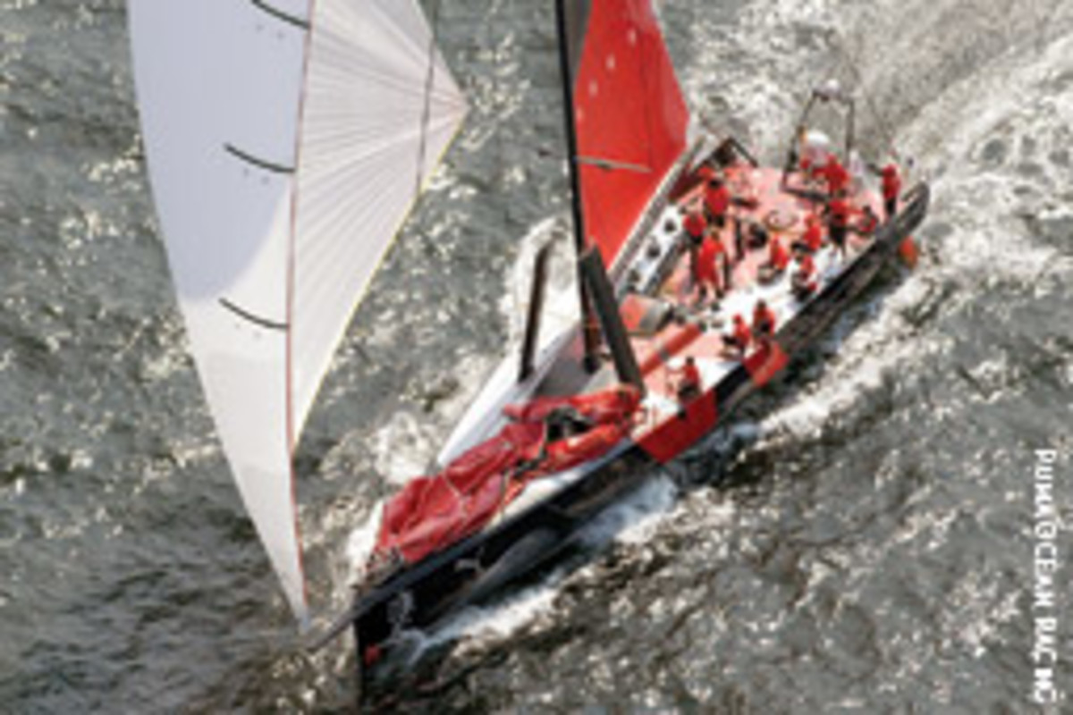 Puma Ocean Racing's skipper is Rhode Island's top boater.