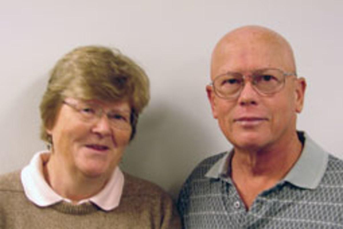 Michael and Vicki Kormos