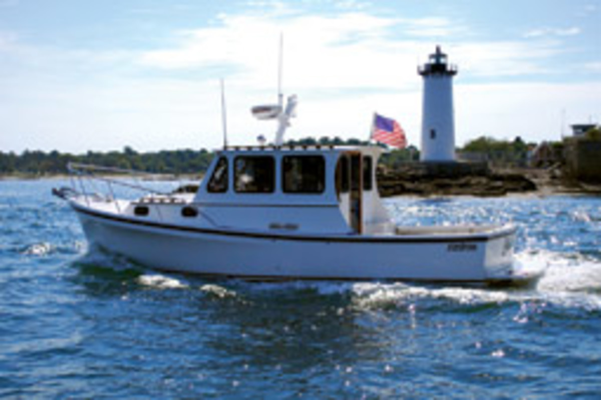 Eastern (www.easternboats.com) began building an 18-footer in 1981, an  open, outboard-powered workboat originally known as a Norton. Old boats  finding new ...