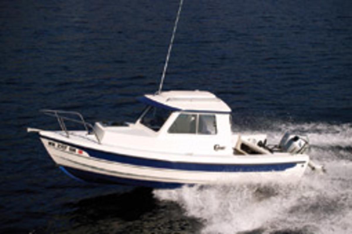 C-Dory 16 Cruiser