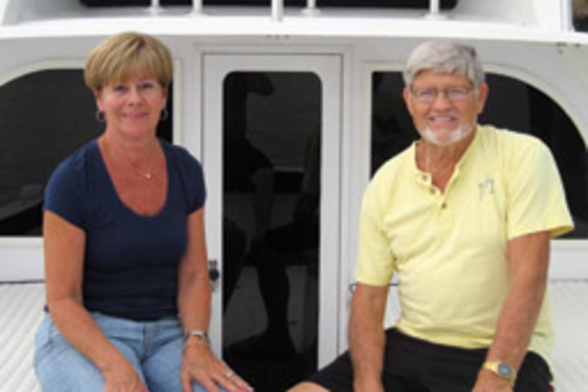 Carol and Bob Levesque