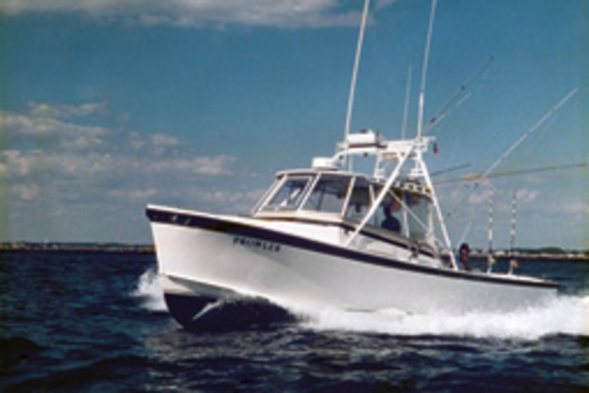 The 35 Legnos that Capt. Anderson ran for nearly two decades underwent a lengthy list of modifications.