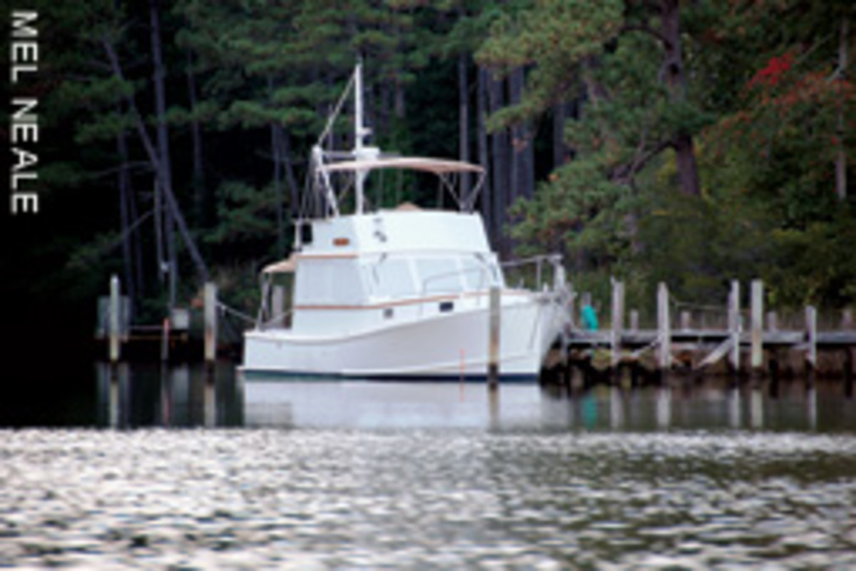 Want to keep your boat in the water year-round?
