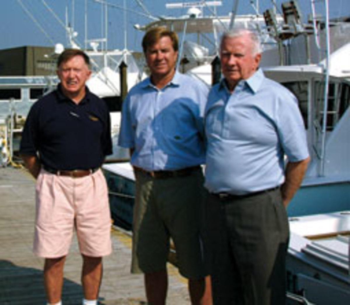 Talkin' Boats with Patrick Healey, executive vice president of