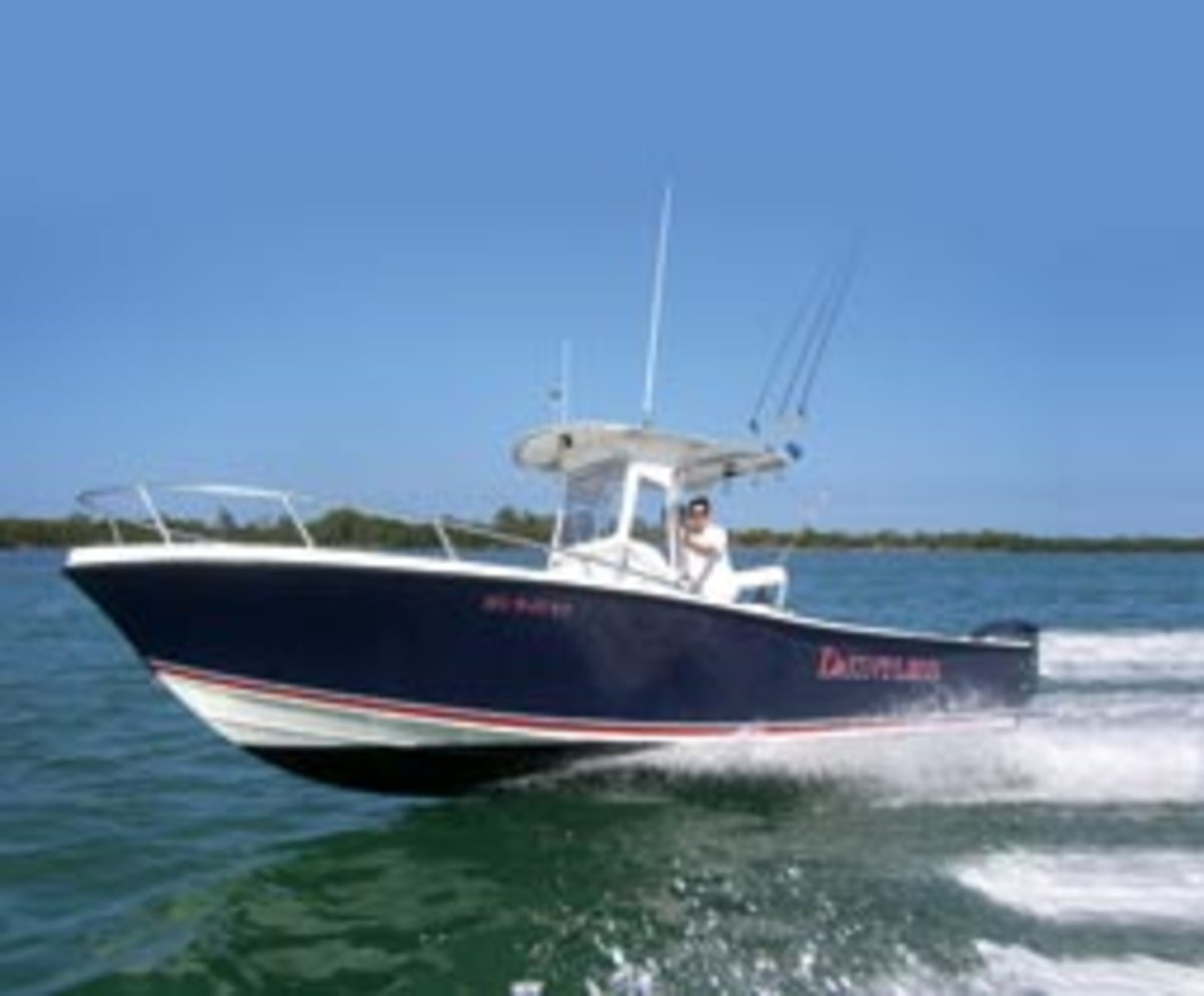 For about half the cost of buying new, Jim Spalt turned his 1989 Mako 261 into a like-new boat with the latest equipment.