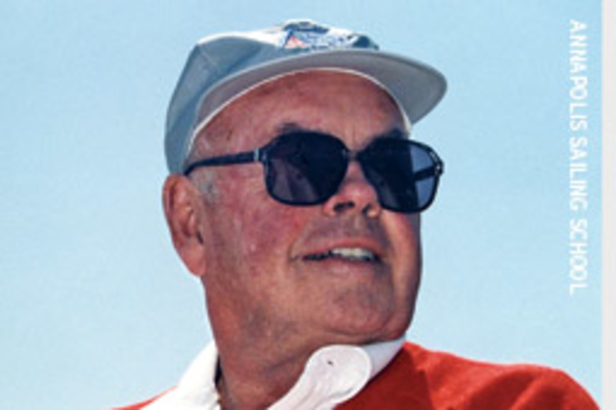 Annapolis Sailing School founder Jerry Wood