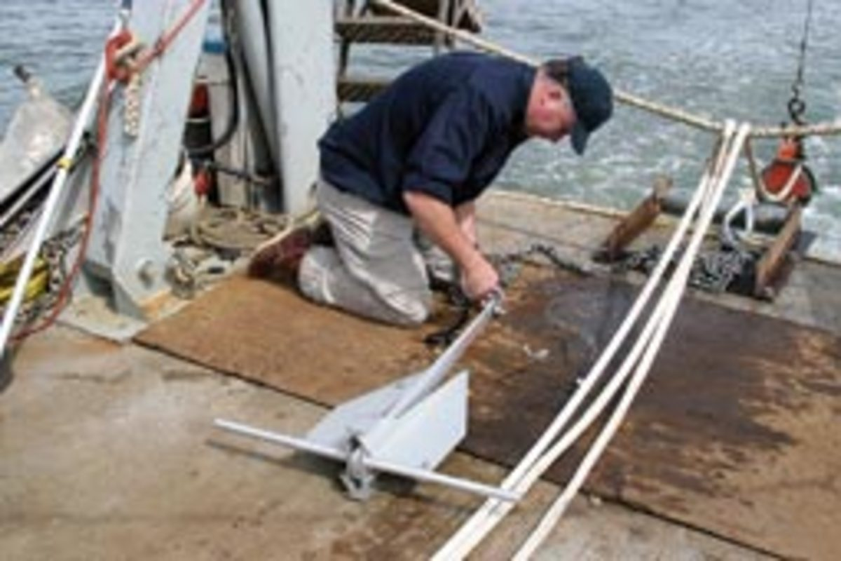 Hawley still participates in product testing for West Marine, which can result in the retailer stocking the product.