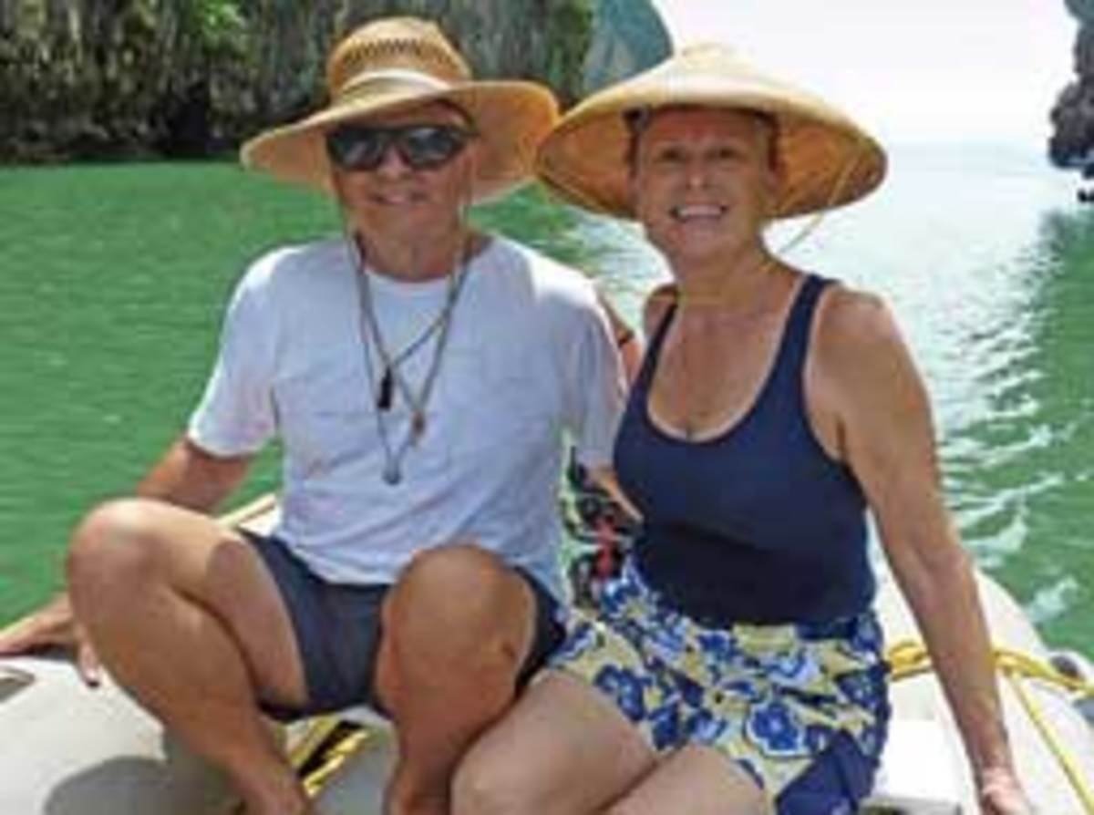 Pirates killed U.S. cruisers Scott and Jean Adam and two friends earlier this year.