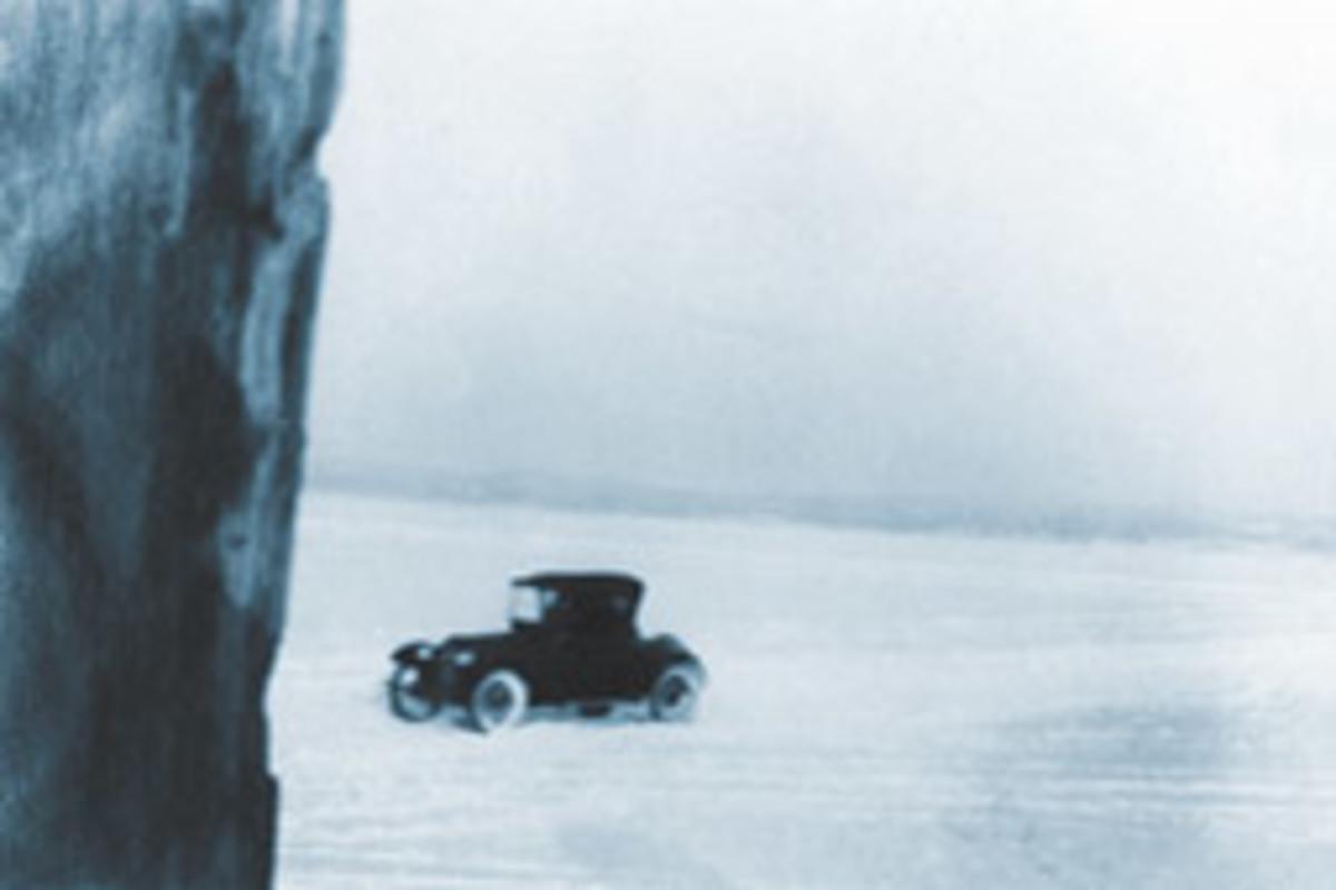 Crossing the Husdon, circa 1925