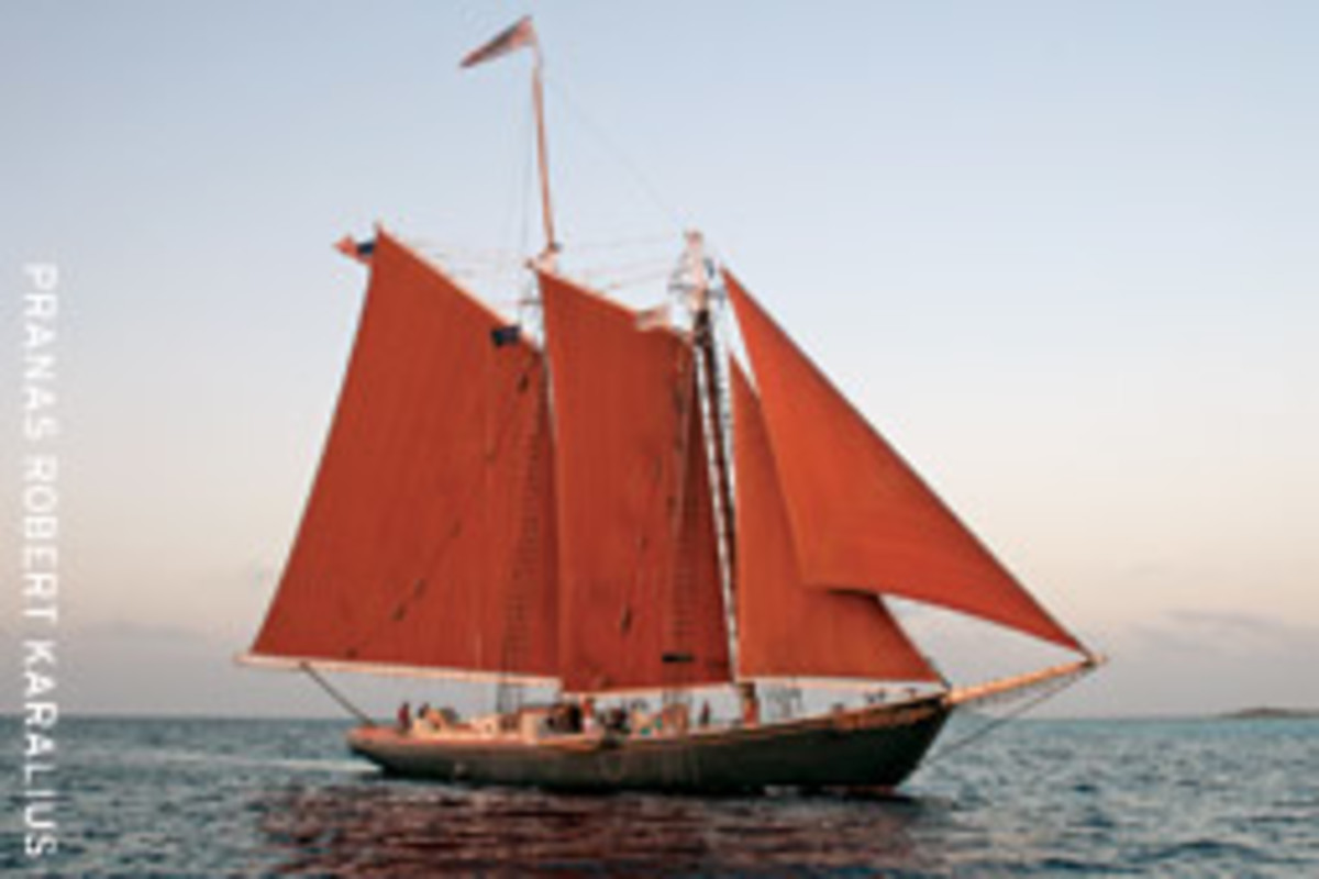 Roseway is among the last of the Essex-built Grand Banks schooners.