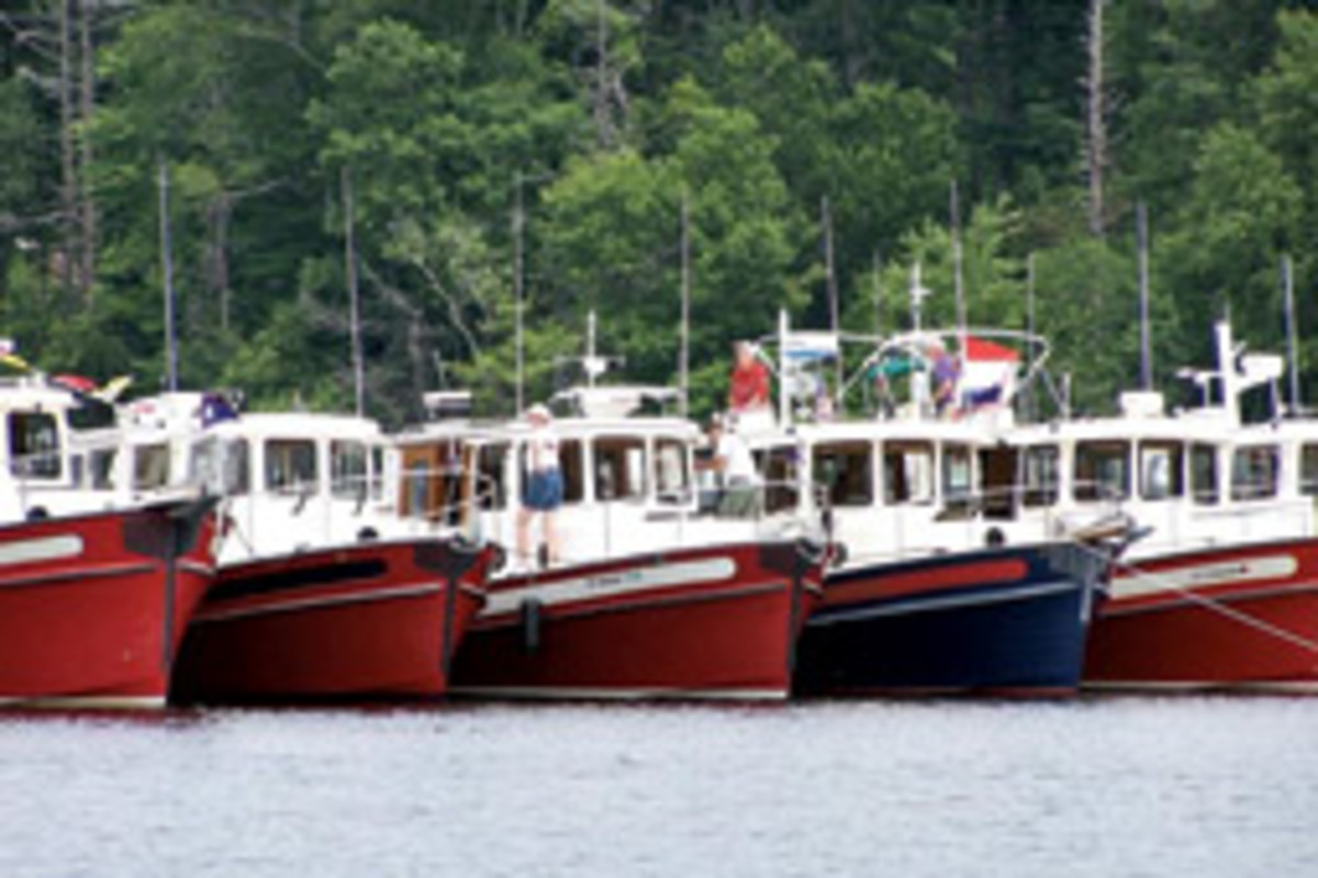 Nordic Tug owners gather in Essex July 22-24