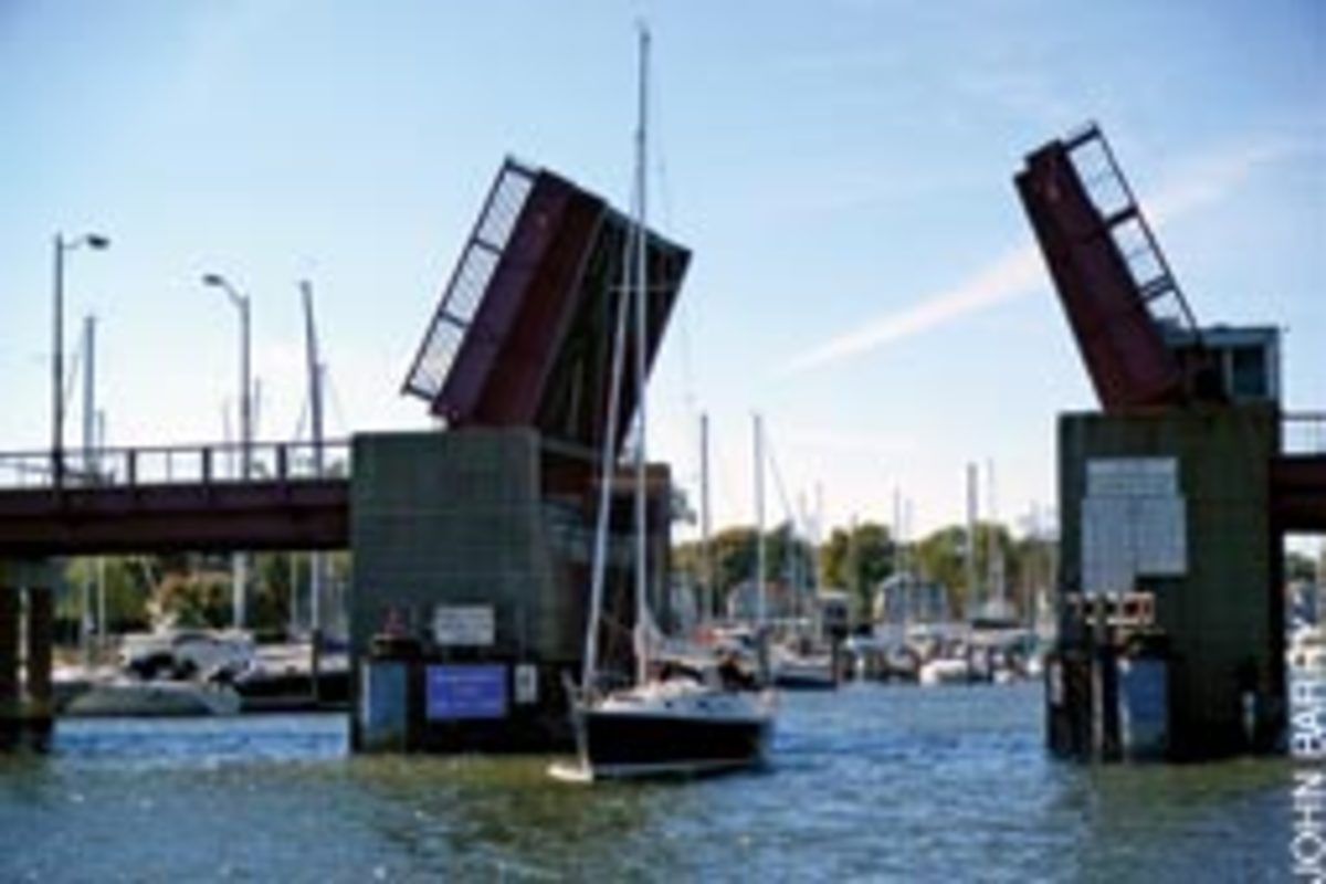 The Spa Creek Drawbridge is the fourth busiest in Maryland, with more than 3,500 openings last year.