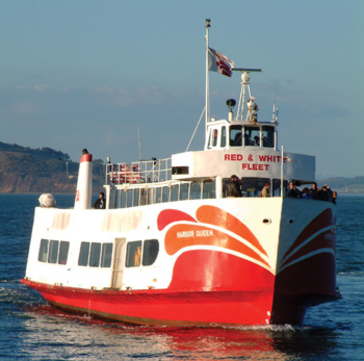 San Francisco's Red & White sightseeing vessels use biodiesel, but limited infrastructure has made it difficult for boaters to find the fuel.