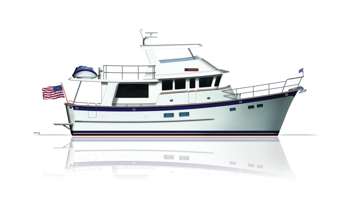 9 New Trawlers - Fast and slow, large and small - Soundings