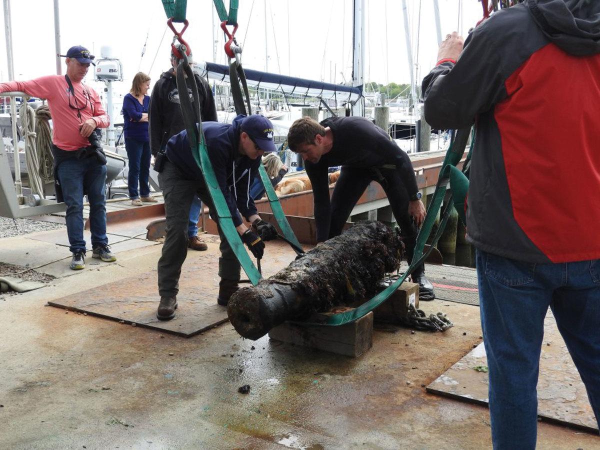 navy-archaeologists-watch-hill-ri-USS-revenge