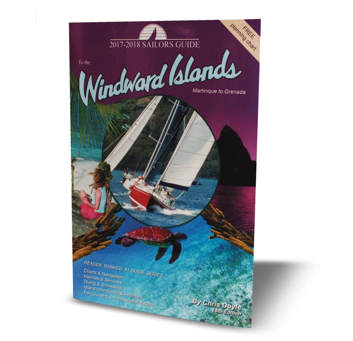 Windward Islands book cover