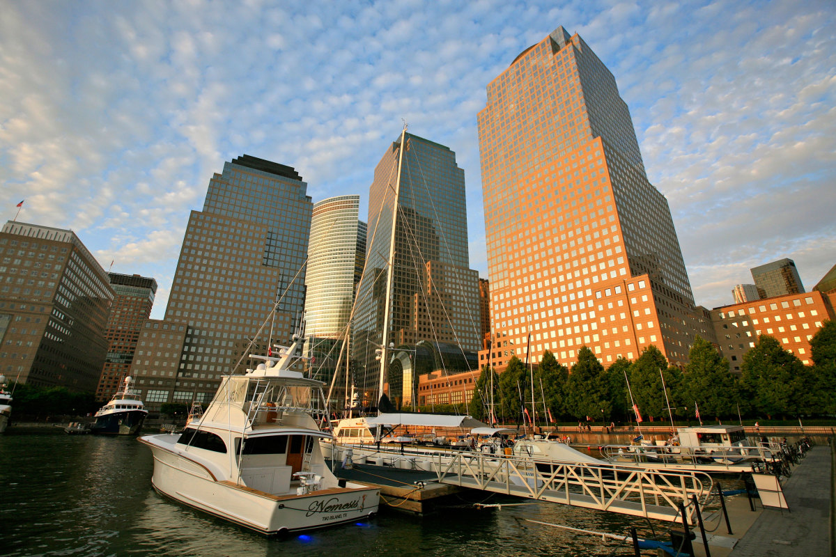 Photo of Battery Park Marina