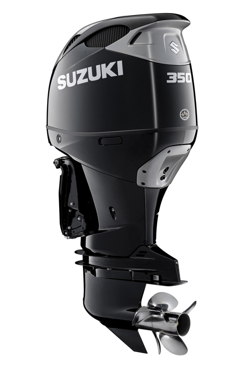 Photo of Suzuki 350HP Outboard
